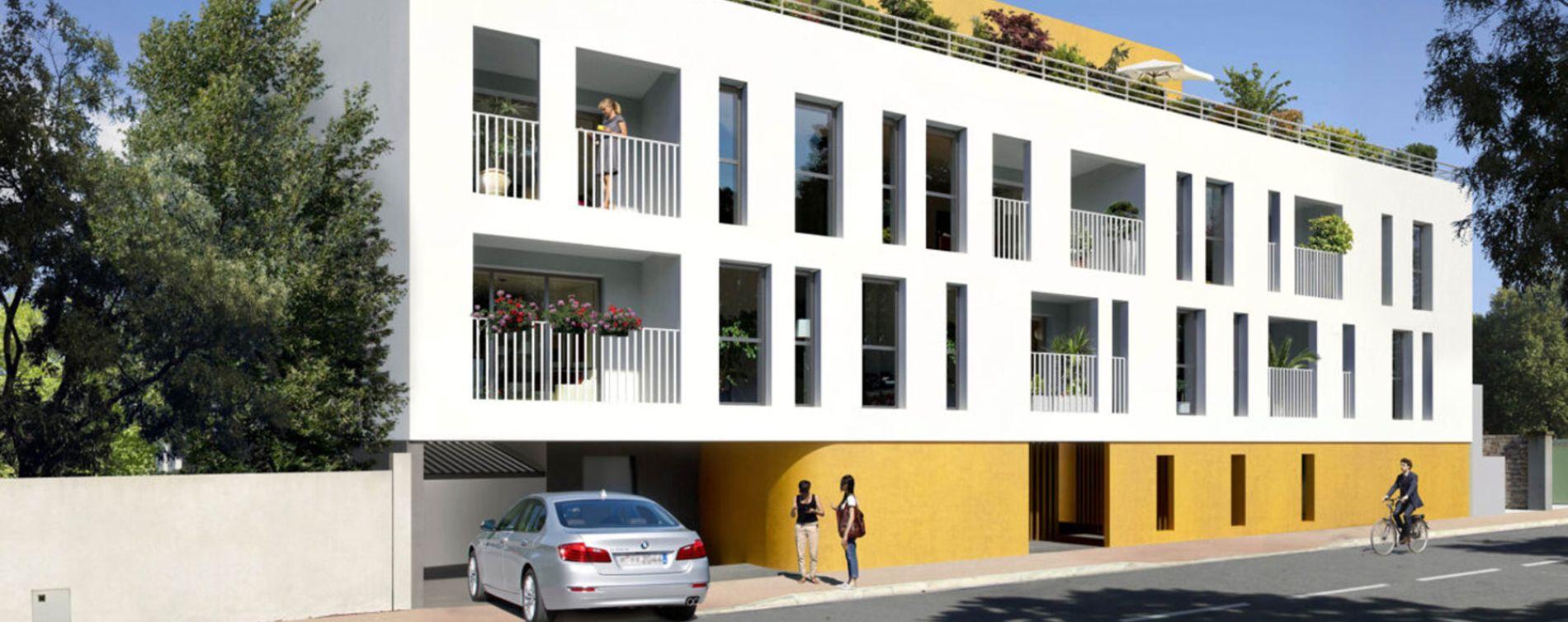 Castelnau-le-Lez : programme immobilier neuve « Programme immobilier n°219353 » en Loi Pinel (3)