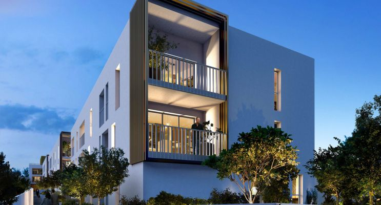 Castelnau-le-Lez programme immobilier neuf «  n°219353 » en Loi Pinel