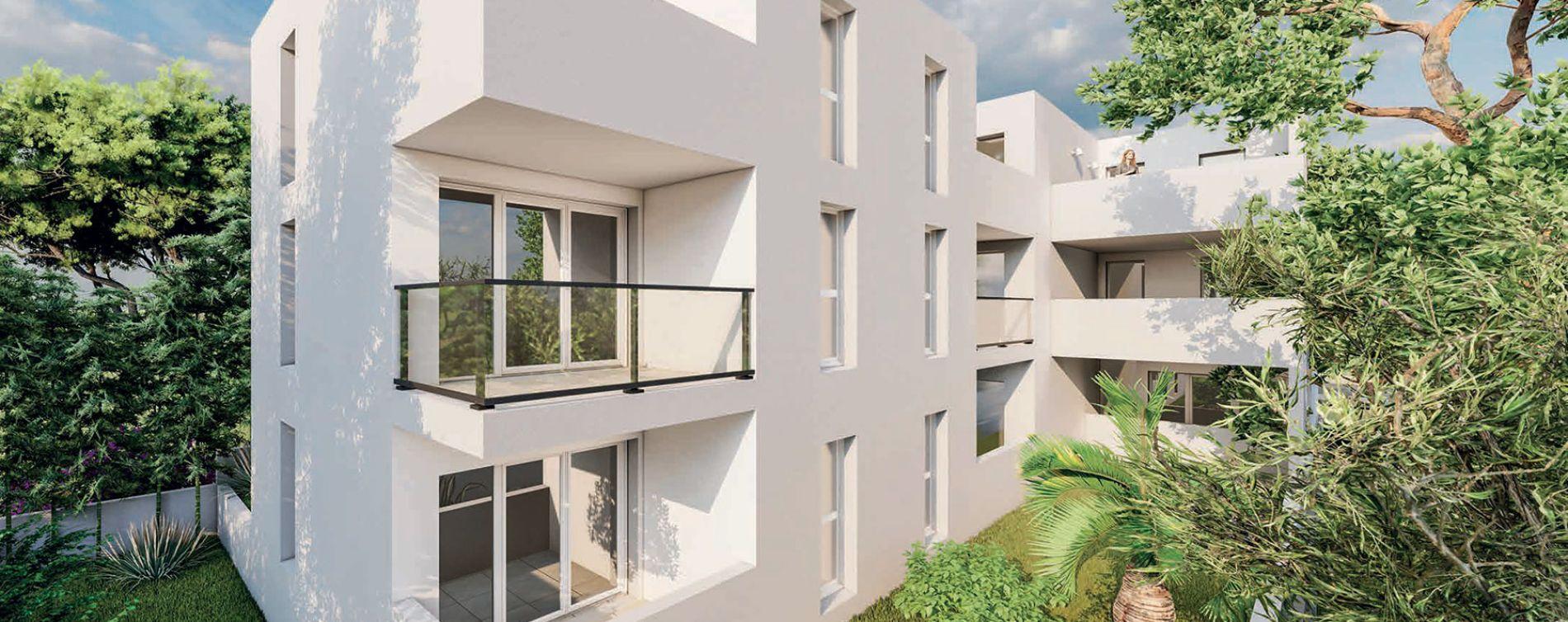 Castelnau-le-Lez : programme immobilier neuve « Select » en Loi Pinel