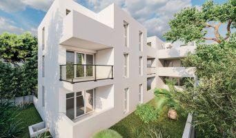 Castelnau-le-Lez : programme immobilier neuf « Select » en Loi Pinel
