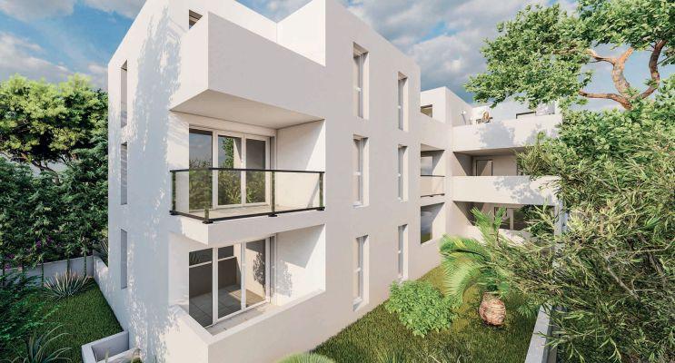 Castelnau-le-Lez programme immobilier neuf « Select » en Loi Pinel