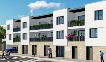 Résidence « Silk » programme immobilier neuf en Loi Pinel à Castelnau-le-Lez n°1