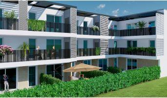 Résidence « Silk » programme immobilier neuf en Loi Pinel à Castelnau-le-Lez n°2