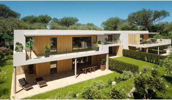 Castelnau-le-Lez : programme immobilier neuf « Viadora » en Loi Pinel