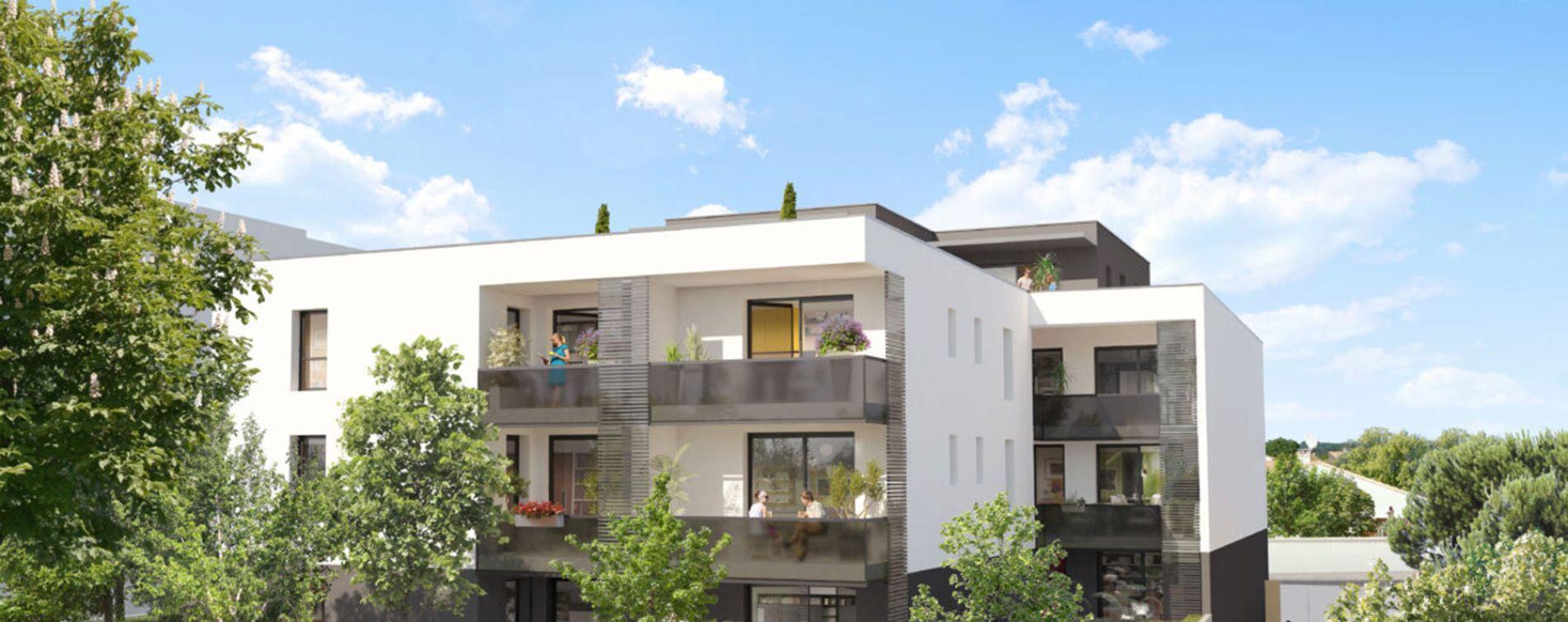 Castelnau-le-Lez : programme immobilier neuve « Programme immobilier n°217505 » en Loi Pinel