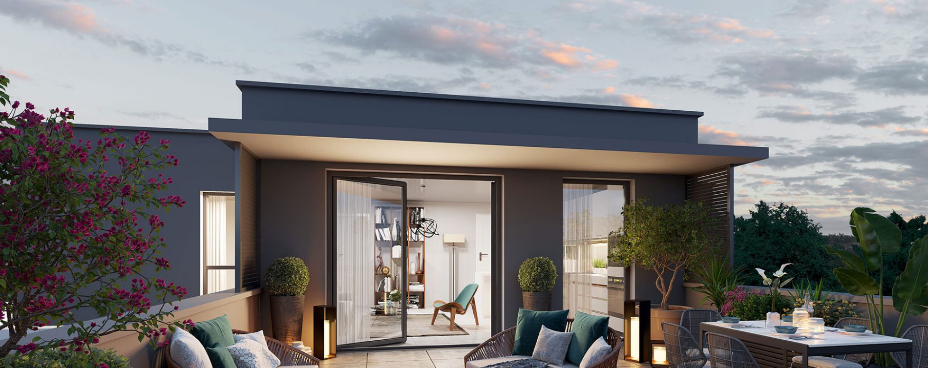 Castelnau-le-Lez : programme immobilier neuve « Programme immobilier n°217505 » en Loi Pinel (3)