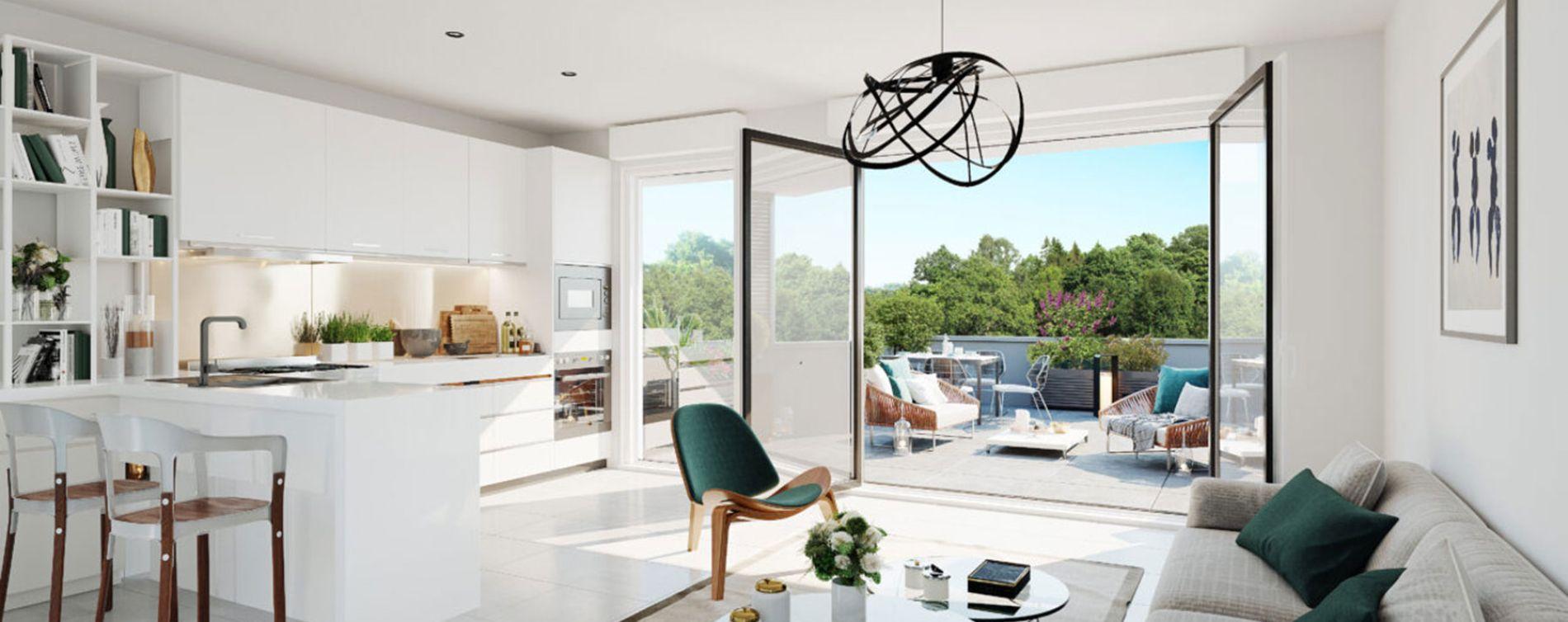 Castelnau-le-Lez : programme immobilier neuve « Programme immobilier n°217505 » en Loi Pinel (4)
