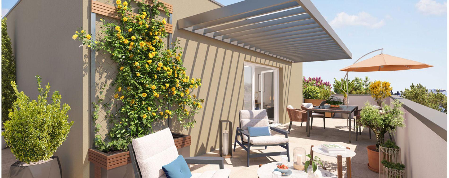 Castelnau-le-Lez : programme immobilier neuve « Programme immobilier n°219307 » en Loi Pinel (2)