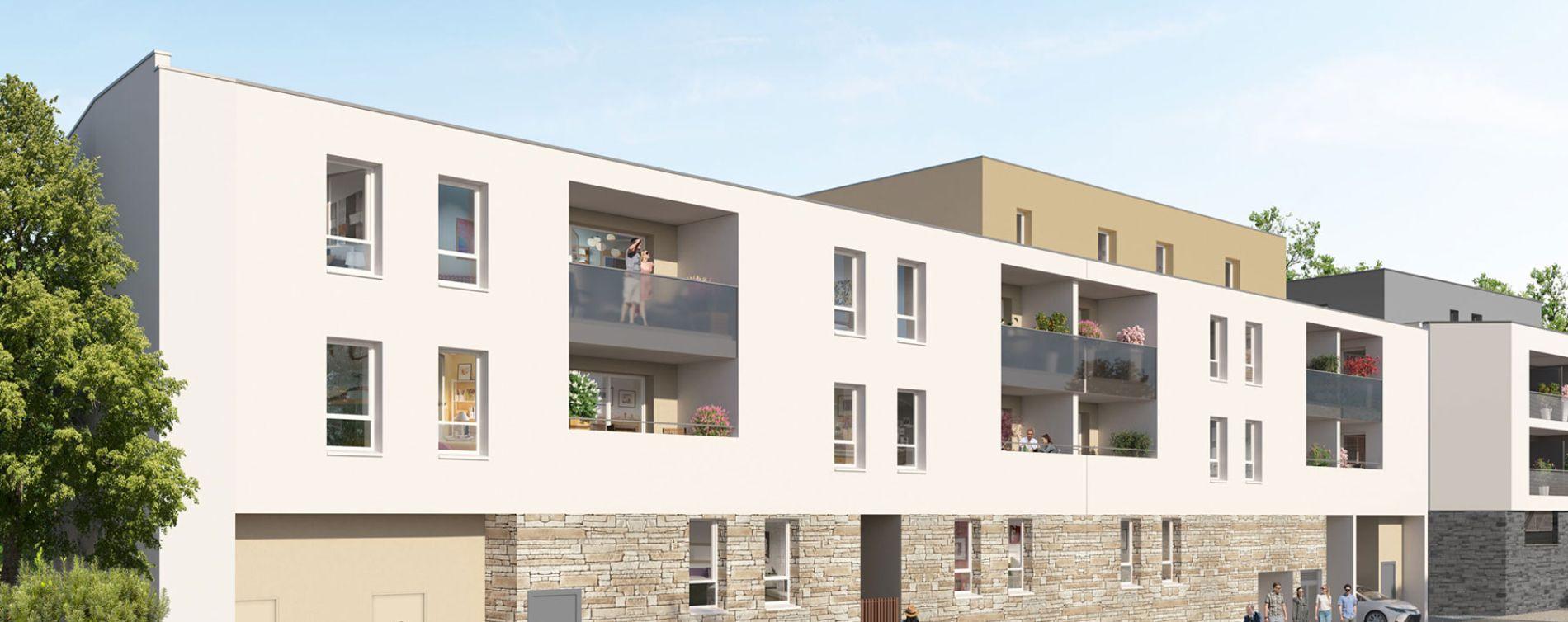 Castelnau-le-Lez : programme immobilier neuve « Programme immobilier n°219307 » en Loi Pinel (3)