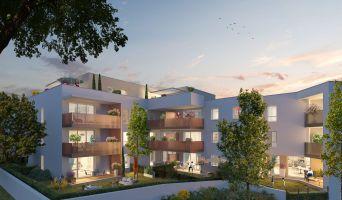Castelnau-le-Lez : programme immobilier neuf «  n°219307 » en Loi Pinel