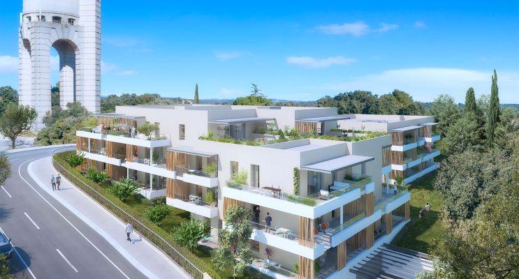 Photo du Résidence « Althéa » programme immobilier neuf en Loi Pinel à Castries