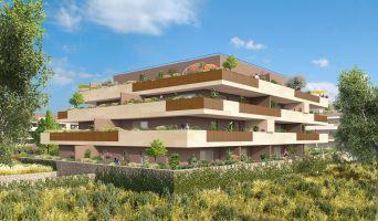 Castries programme immobilier neuf « Domaine Les Lavandières Tr. 2 » en Loi Pinel
