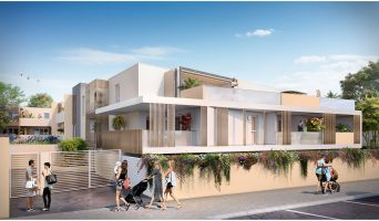 Résidence « Le Clos De La Licorne » programme immobilier neuf en Loi Pinel à Castries