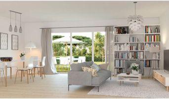 Photo n°4 du Résidence « Domaine Jazzy » programme immobilier neuf en Loi Pinel à Clapiers