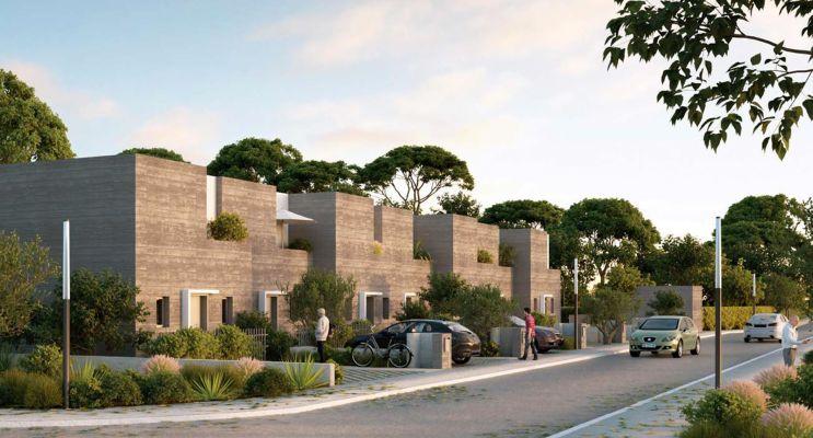 Photo du Résidence « Domaine Jazzy » programme immobilier neuf à Clapiers