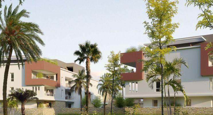 Fabrègues : programme immobilier neuf « Casamance » en Loi Pinel