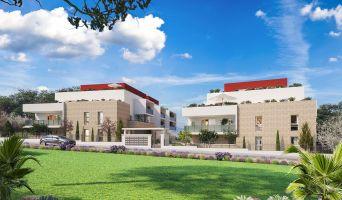 Résidence « Les Terrasses De La Fabrique » programme immobilier neuf en Loi Pinel à Fabrègues n°4