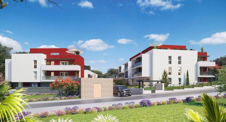 Résidence « Les Terrasses De La Fabrique » programme immobilier neuf en Loi Pinel à Fabrègues n°2