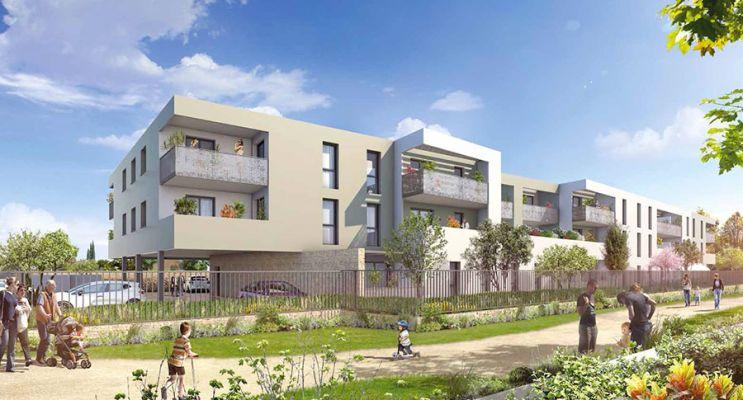 Photo du Résidence « Le Mas de Guy » programme immobilier neuf en Loi Pinel à Frontignan
