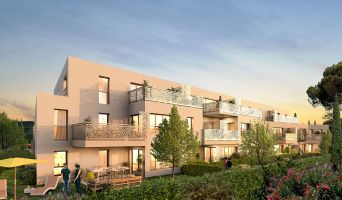 Frontignan : programme immobilier neuf « Le Smart » en Loi Pinel