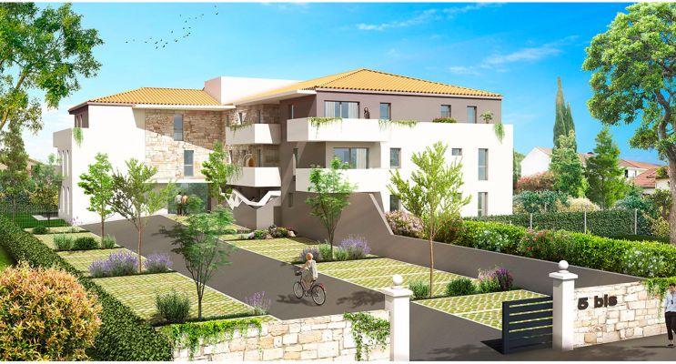 Photo du Résidence « Les Jardins de Sidonie » programme immobilier neuf en Loi Pinel à Frontignan