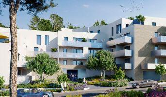 Gigean programme immobilier neuve « Bleu d'Eole » en Loi Pinel