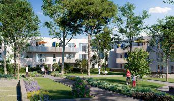 Gigean programme immobilier neuve « Bleu d'Eole » en Loi Pinel  (2)