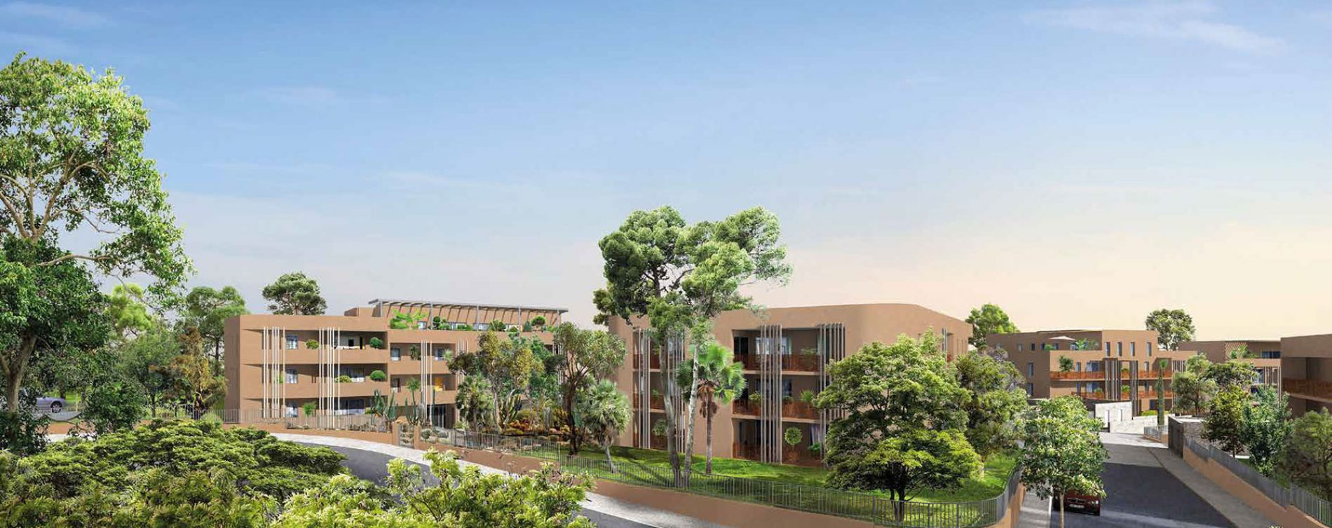 Grabels : programme immobilier neuve « Miramonte » en Loi Pinel