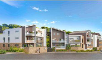 Photo du Résidence « Vert Azur » programme immobilier neuf en Loi Pinel à Grabels