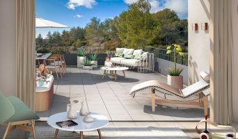 Grabels programme immobilier neuve « Vert Azur » en Loi Pinel  (3)
