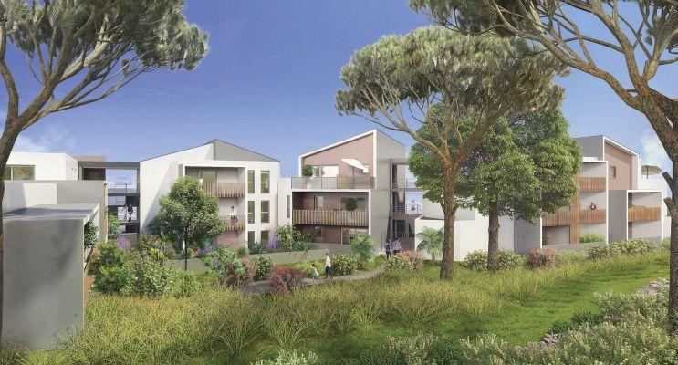 Photo n°2 du Résidence neuve « Vert Azur »