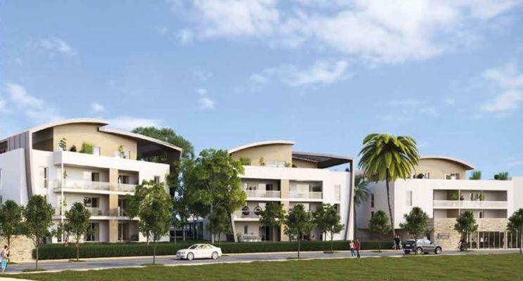 Photo du Résidence « Carpe Diem » programme immobilier neuf en Loi Pinel à Jacou