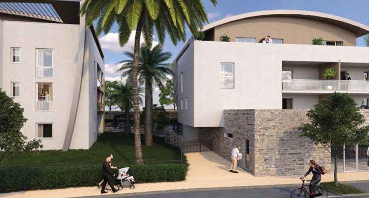 Résidence « Carpe Diem » programme immobilier neuf en Loi Pinel à Jacou n°2