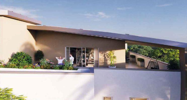 Résidence « Carpe Diem » programme immobilier neuf en Loi Pinel à Jacou n°3