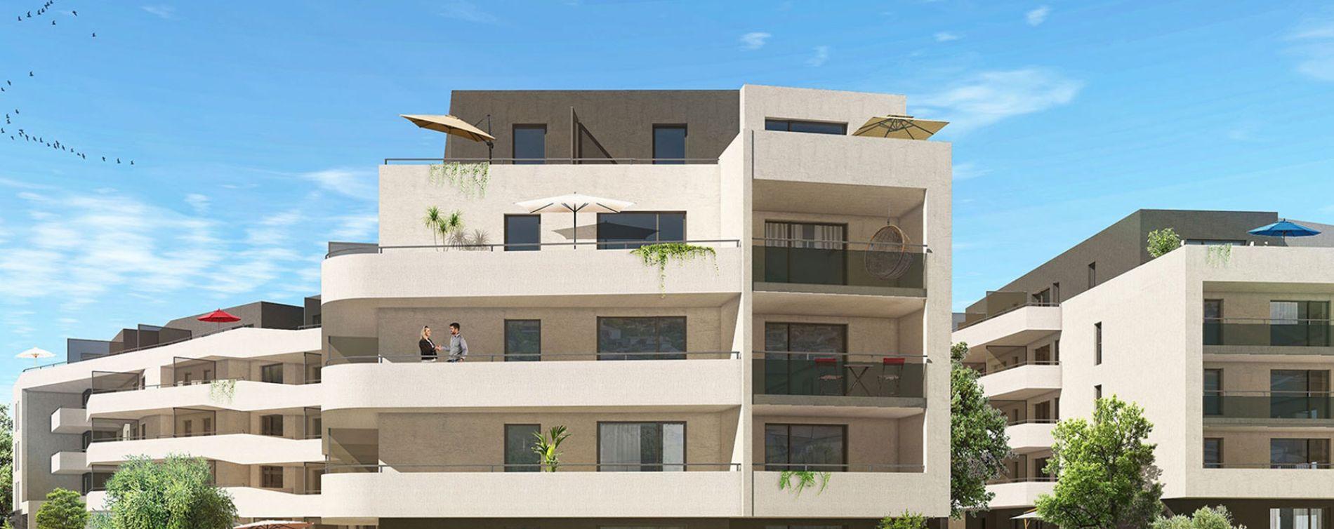 Juvignac : programme immobilier neuve « Oxalis Bât D et E »