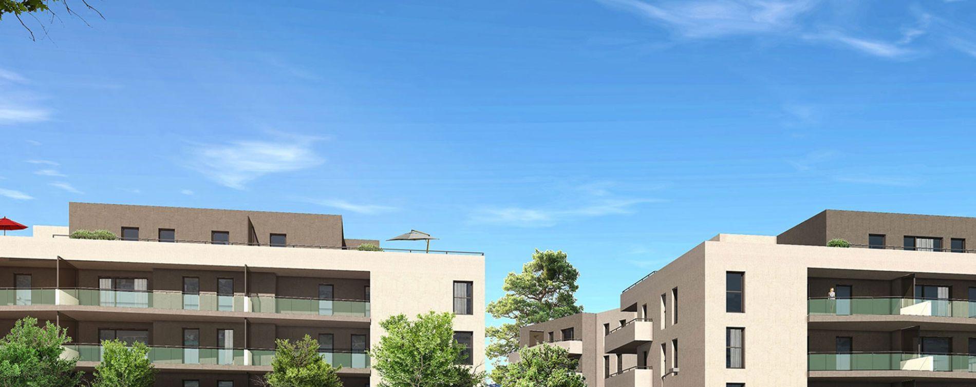 Juvignac : programme immobilier neuve « Oxalis Bât D et E » (3)