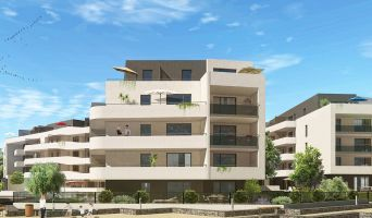 Photo du Résidence « Oxalis Bât D et E » programme immobilier neuf en Loi Pinel à Juvignac