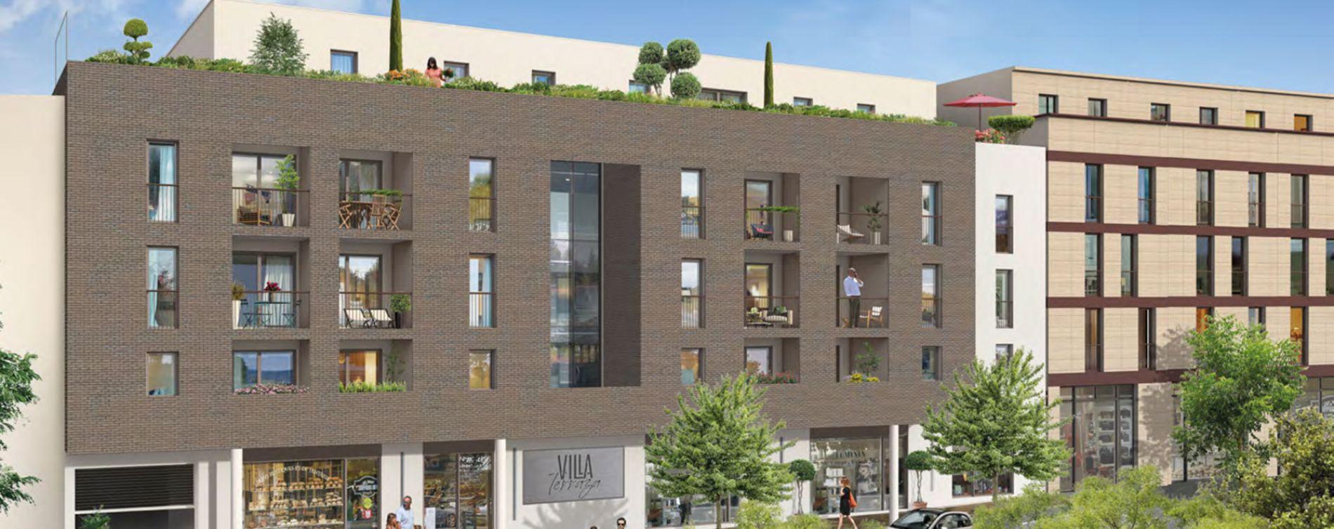 Juvignac : programme immobilier neuve « Villa Terraza »