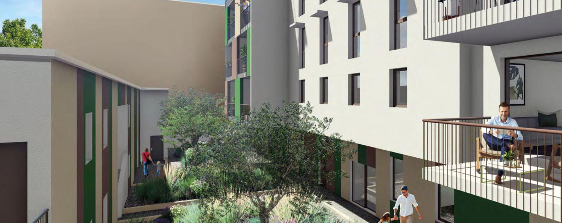 Juvignac : programme immobilier neuve « Villa Terraza » (2)