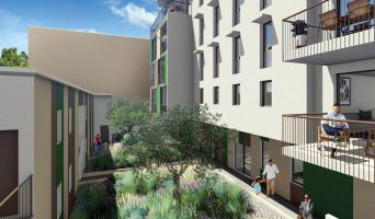 Juvignac programme immobilier neuve « Villa Terraza »  (2)