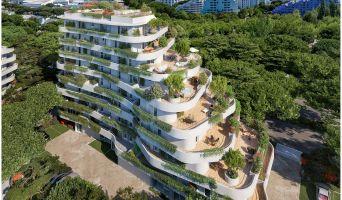 La Grande-Motte programme immobilier neuf « Cobá » en Loi Pinel