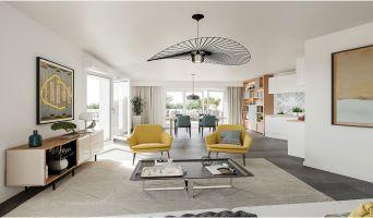 Lattes programme immobilier neuve « Mira »  (4)