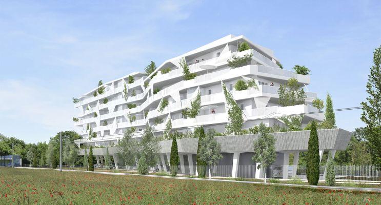 Photo du Résidence « Mira » programme immobilier neuf en Loi Pinel à Lattes