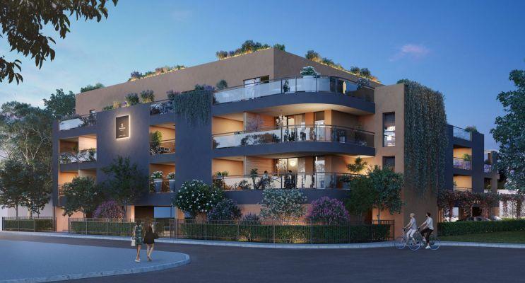Photo du Résidence « Savanna » programme immobilier neuf en Loi Pinel à Lattes