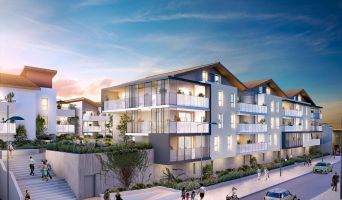 Photo du Résidence « Escale Marine » programme immobilier neuf à Marseillan