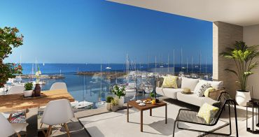 Marseillan programme immobilier neuf « Millésime » en Loi Pinel