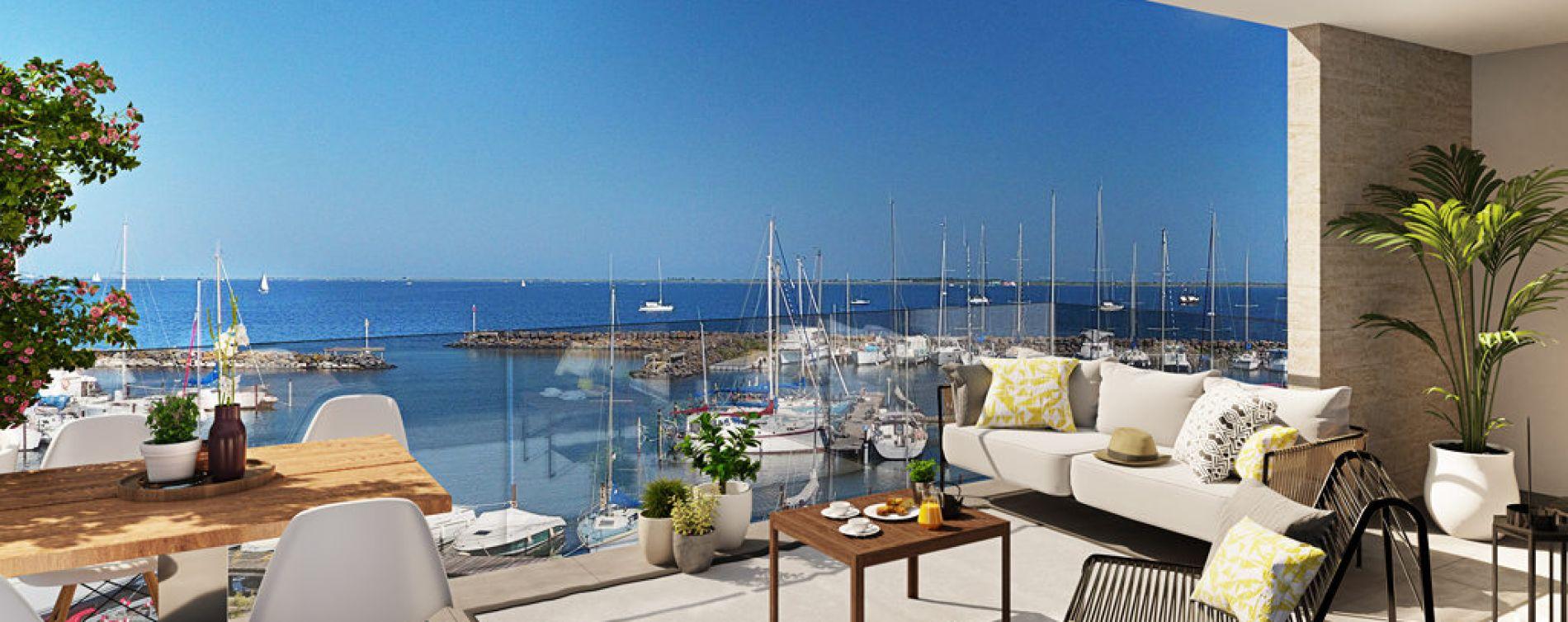 Marseillan : programme immobilier neuve « Millésime » en Loi Pinel