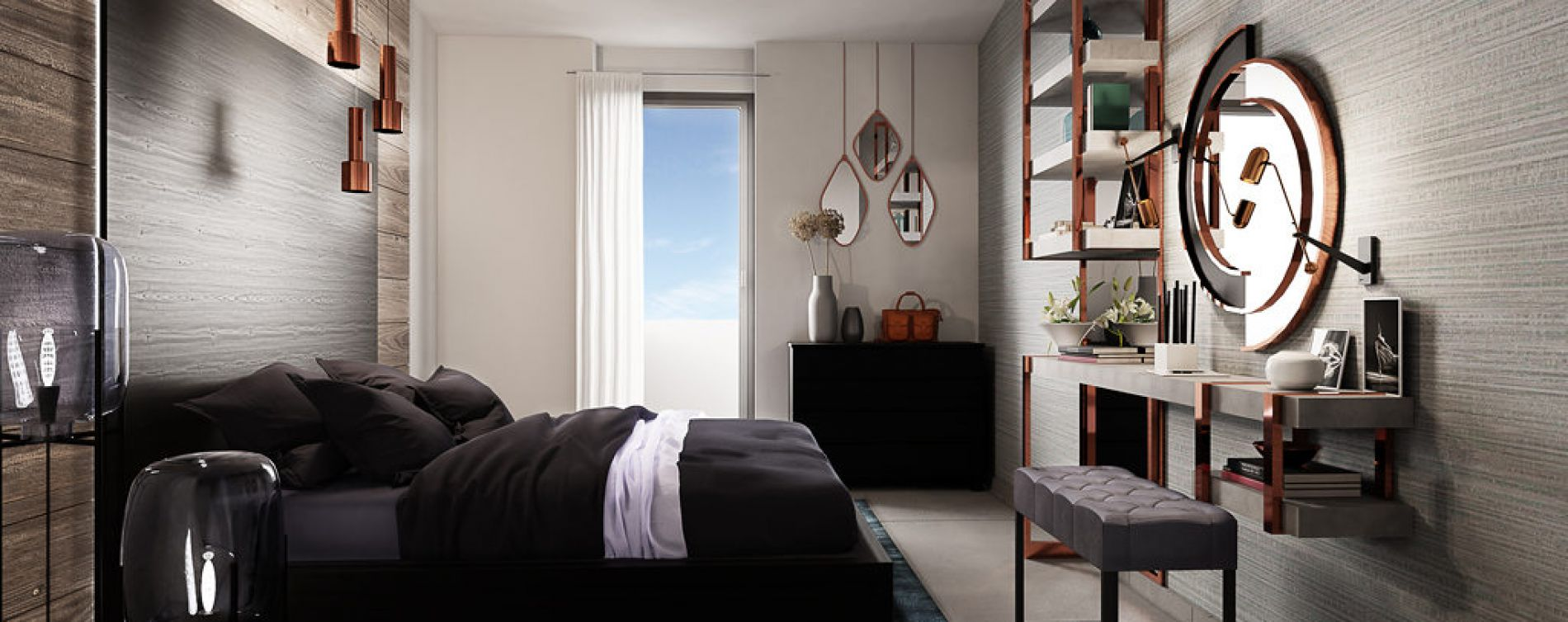 Marseillan : programme immobilier neuve « Millésime » en Loi Pinel (3)