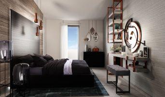 Résidence « Millésime » programme immobilier neuf en Loi Pinel à Marseillan n°3