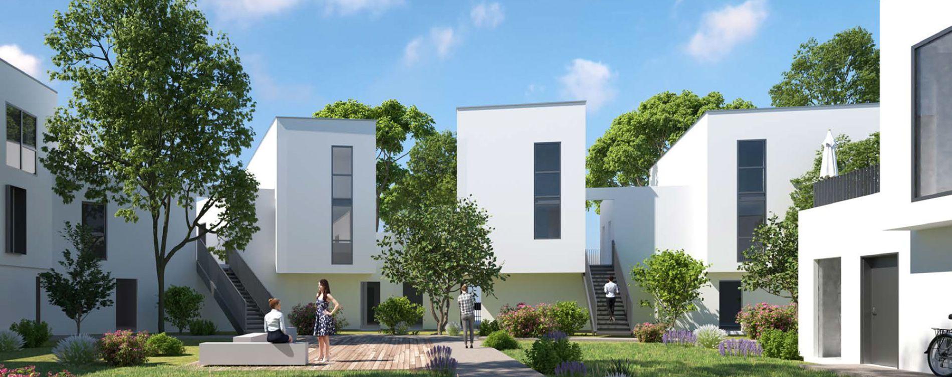 Marsillargues : programme immobilier neuve « Domaine Opale »